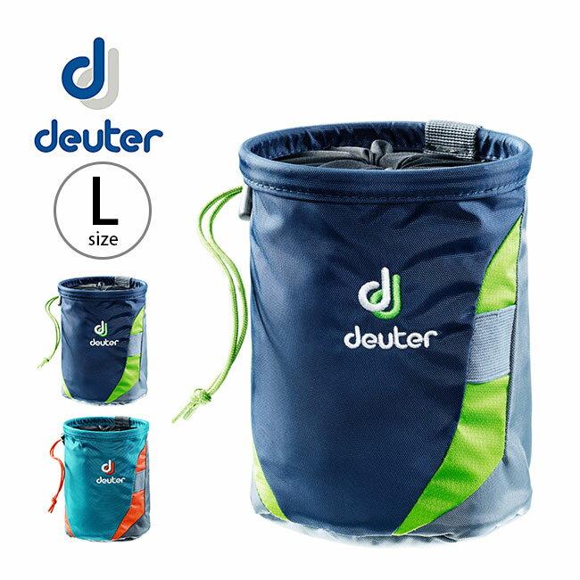 ドイター グラビティ チョークバッグI L Deuter GRAVITY CHALK BAG I L チョークバッグ クライミング <2018 春夏>