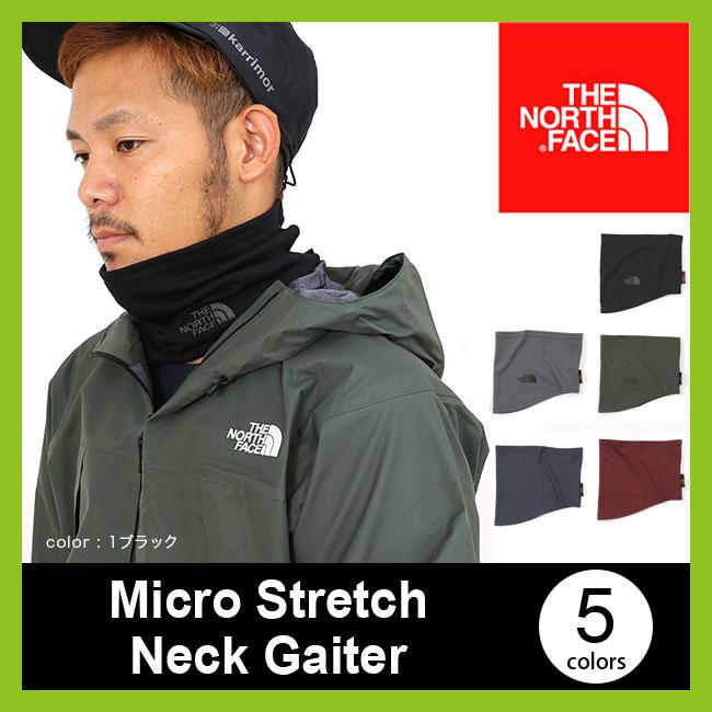<残りわずか!>【15%OFF】マイクロ ストレッチ ネック ゲイター ノースフェイス THE NORTH FACE Micro Stretch Neck Gaiter ネックウォーマー ネックゲイター 首巻 マフラー メンズ レディース <2017FW>