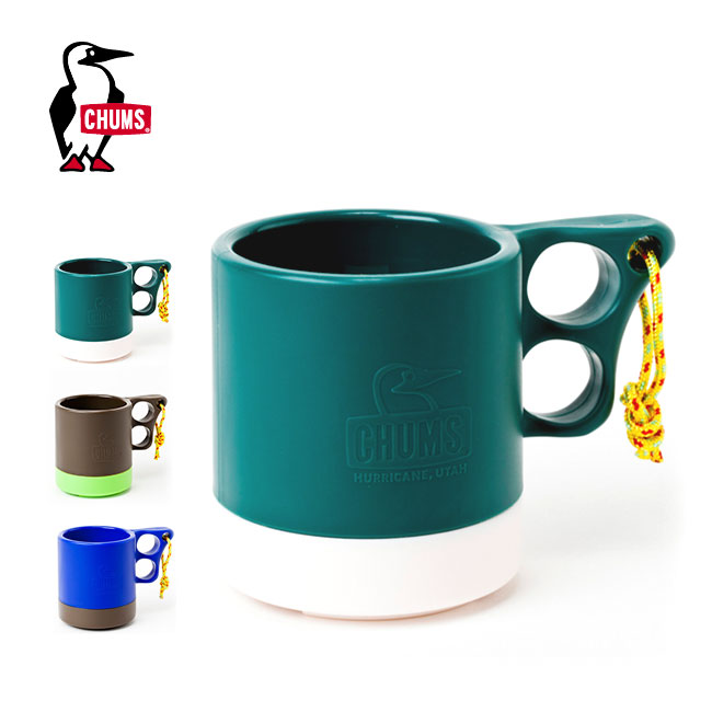 チャムス キャンパー マグカップ CHUMS Camper Mug Cup コップ マグカップ <2018 春夏>