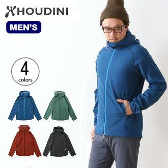 fudinimenzumoshonraitofudi HOUDINI软件男式紧身茄克衣男性人M's Motion Light Houdi