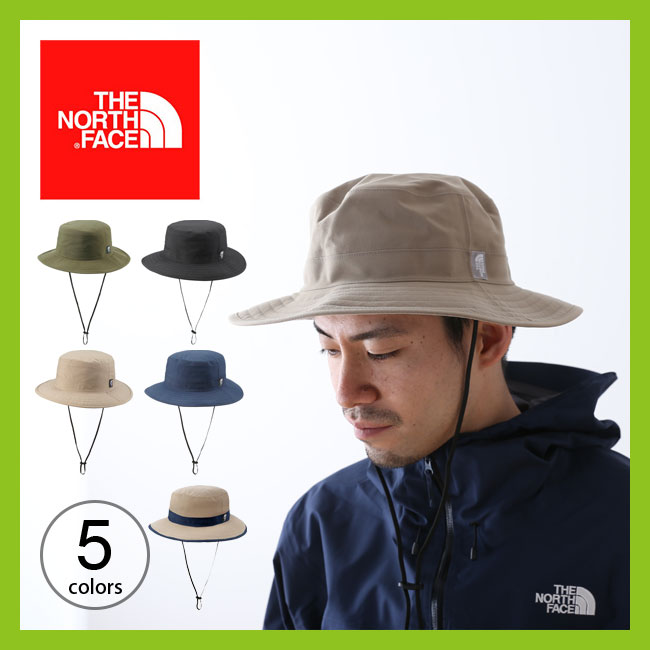 【15%OFF】ノースフェイス ゴアテックスハット THE NORTH FACE GORE-TEX Hat ハット 帽子 UV加工 撥水加工 <2018 春夏>