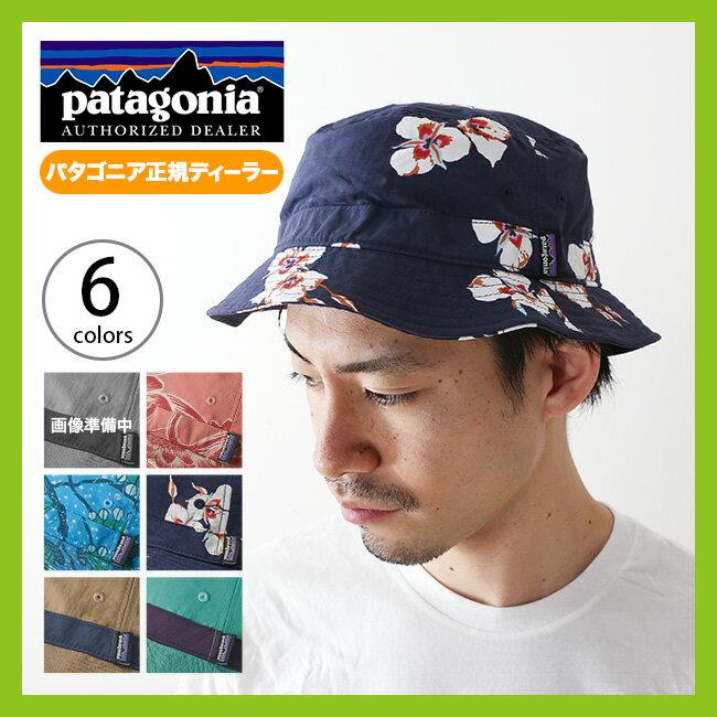 パタゴニア ウェーブフェアラー バケツ ハット patagonia Wavefearer™ Bucket Hat 帽子 ハット アクセサリー 撥水 速乾 紫外線防止 UPF50+ 熱中症対策 #29155 <2018 春夏>