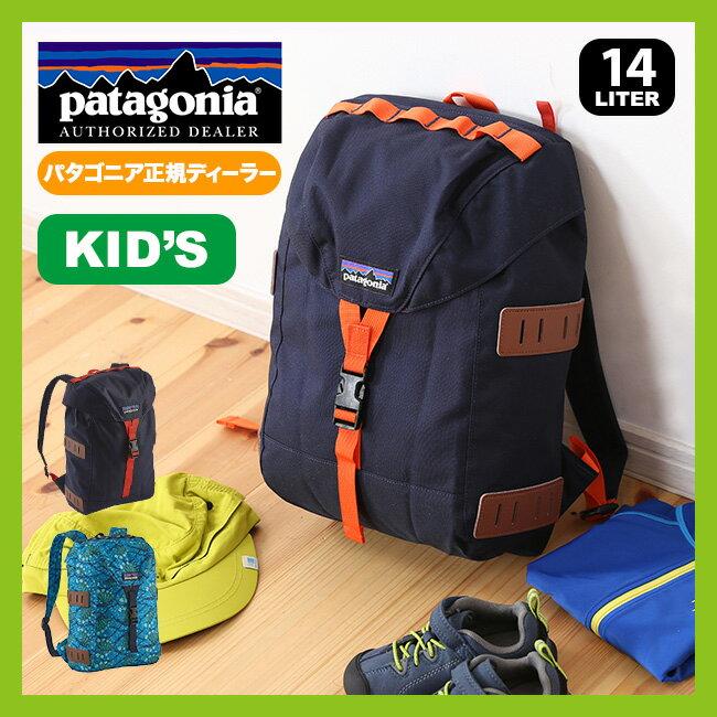 パタゴニア キッズ ボンサイパック 14L patagonia Kids' Bonsai Backpack 14L キッズ 子供 バッグ リュック ザック #48070 <2018 春夏>