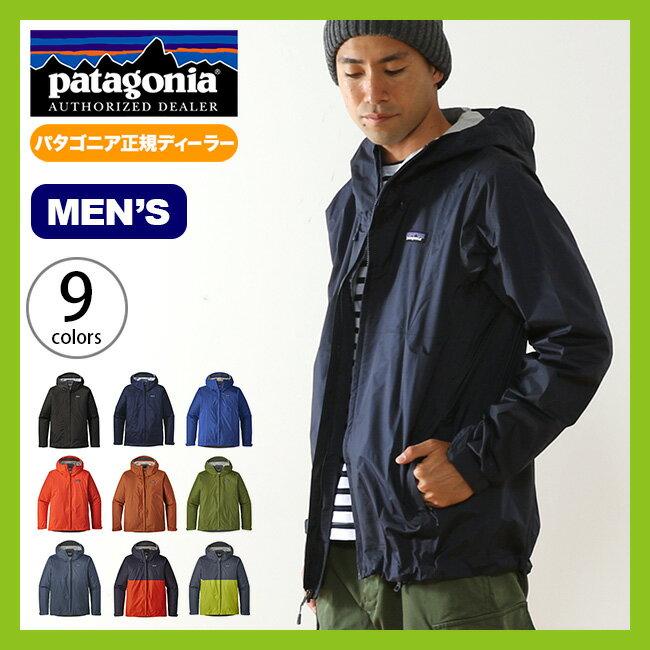 [10月限定] パタゴニア メンズ トレントシェルジャケット patagonia M's Torrentshell Jacket トレントシェル ジャケット ハードシェル マウンテンパーカ レインジャケット <2018 春夏>