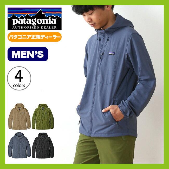 パタゴニア テズロンジャケット patagonia M's Tezzeron Jacket メンズ ジャケット アウター フードジャケット <2018 春夏>