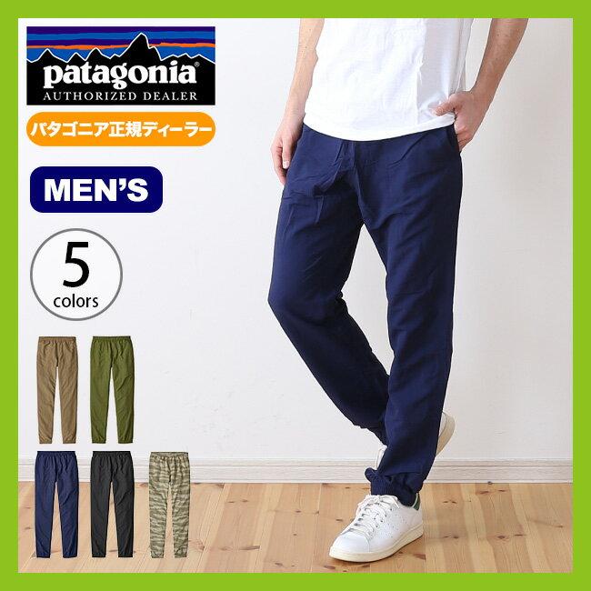 パタゴニア メンズ バギーズパンツ patagonia M's Baggies Pants パンツ ロングパンツ ボトムス リラックスパンツ <2018 春夏>