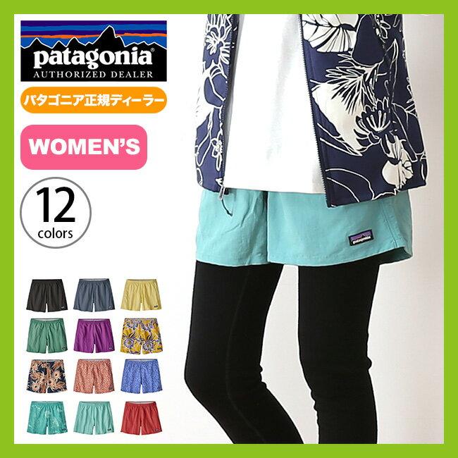 パタゴニア 【ウィメンズ】バギーズショーツ patagonia W's Baggies Shorts パンツ ショートパンツ ボトムス 短パン ハーフパンツ <2018 春夏>