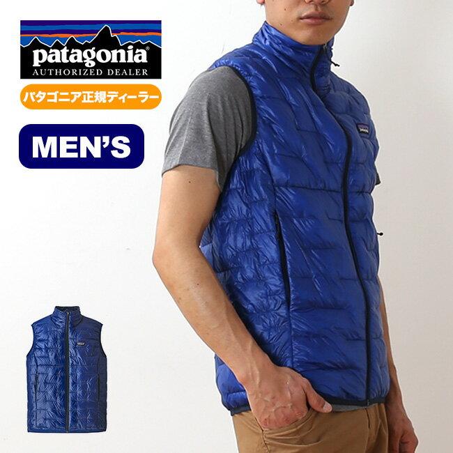 パタゴニア メンズ マイクロパフベスト patagonia M's Micro Puff Vest ベスト インサレーション <2018 春夏>