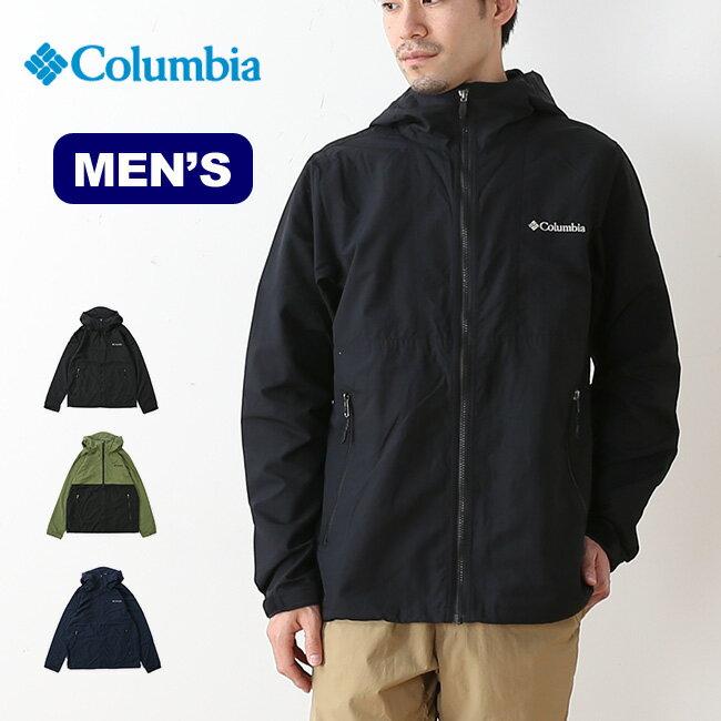 コロンビア ヘイゼン ジャケット Columbia Hazen Jacket メンズ トップス アウター ウエア 上着 ナイロンジャケット <2018 春夏>