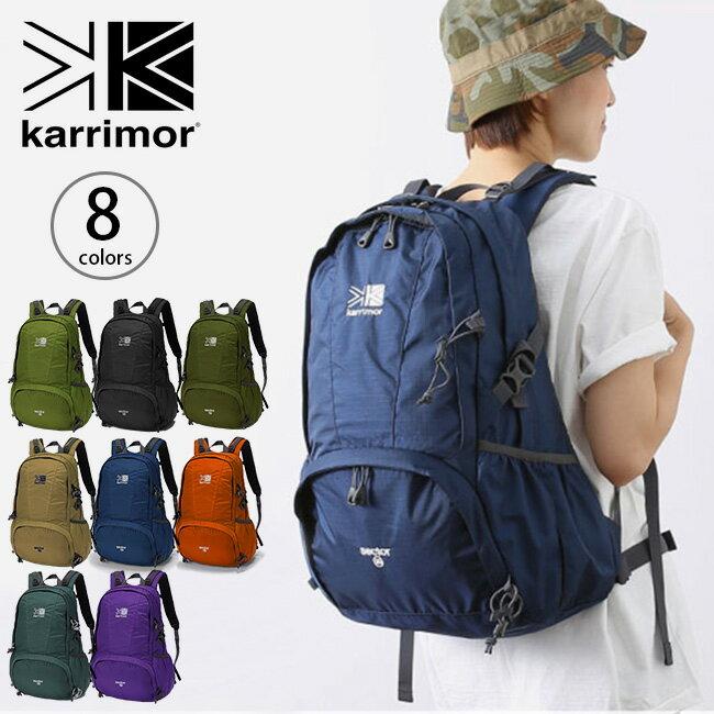 カリマー セクター25 karrimor sector25 リュック リュックサック バックパック ザック メンズ レディース 25L 登山リュック <2018 春夏>