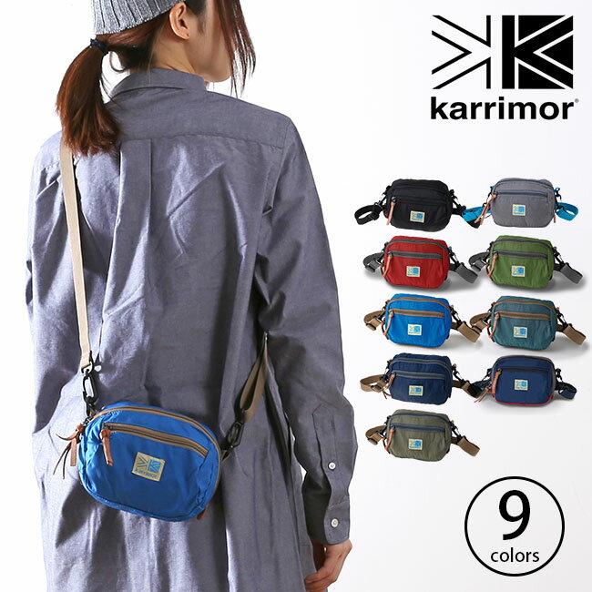 カリマー VTポーチ karrimor VT pouch ショルダーポーチ ショルダーバッグ ポーチ サブバッグ レディース メンズ <2018 春夏>
