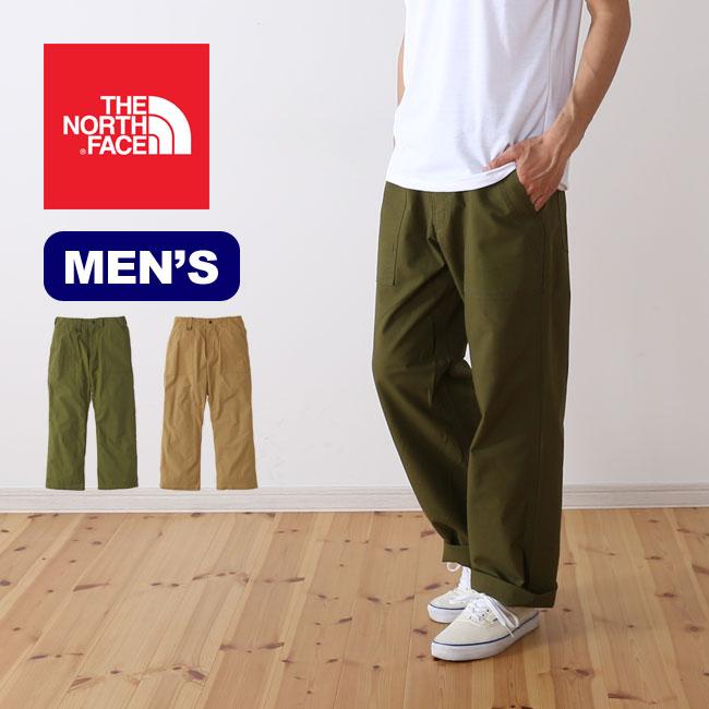 ノースフェイス ファイヤーフライベイカーパンツ メンズ THE NORTH FACE Firefly Baker Pant ボトム パンツ ロングパンツ <2018 春夏>
