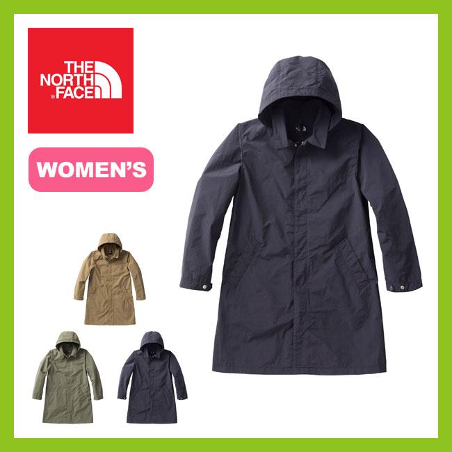 ノースフェイス ロールパックジャーニーズコート【ウィメンズ】 THE NORTH FACE Rollpack Journeys Coat コート アウター <2018 春夏>