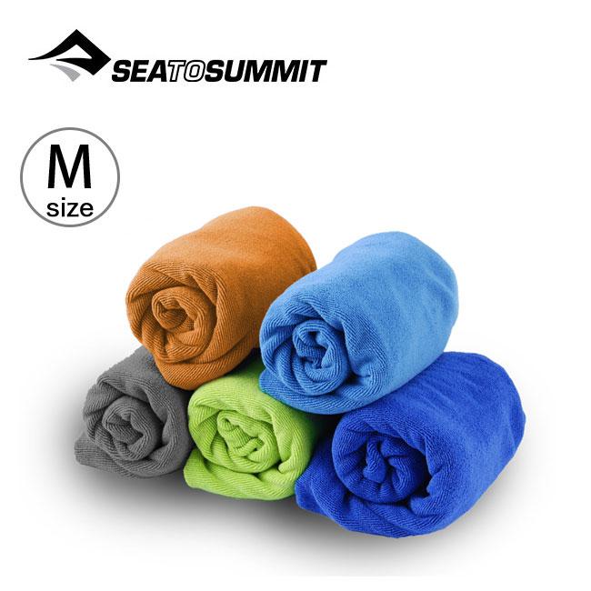 シートゥサミット テックタオル M SEA TO SUMMIT Teck Towel M タオル <2018 春夏>