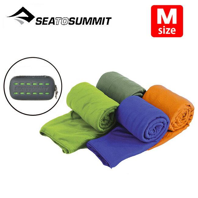 シートゥサミット ポケットタオル M SEA TO SUMMIT Pocket Towel M タオル <2018 春夏>