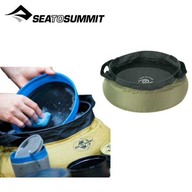 シートゥサミット キッチン シンク 5L SEA TO SUMMIT Kitchen Sink 5L 火を使わない調理器具 <2018 春夏>