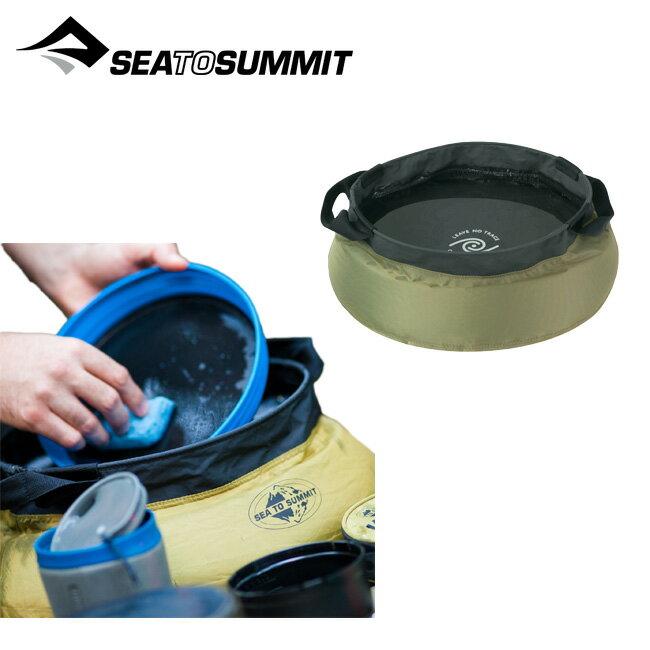 シートゥサミット キッチンシンク 10L SEA TO SUMMIT Kitchen Sink 10L 火を使わない調理器具 <2018 春夏>
