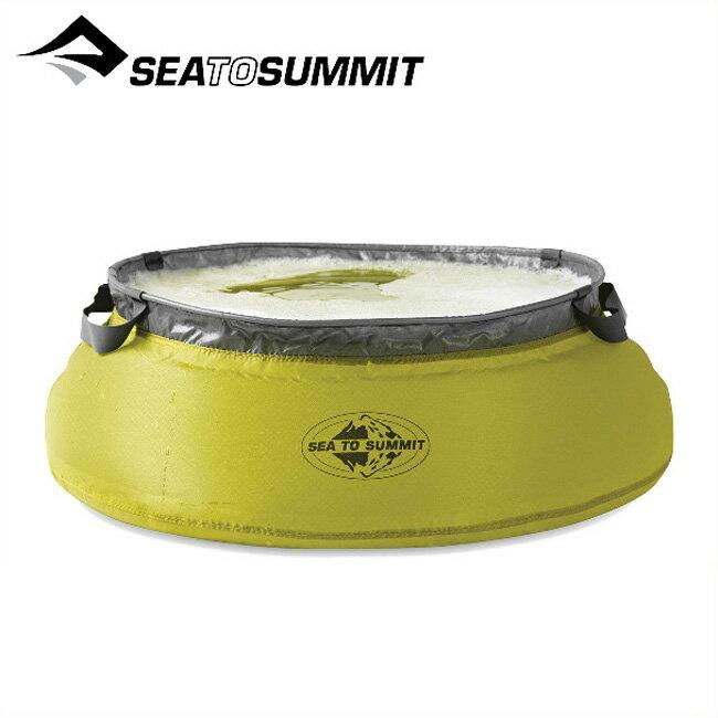 シートゥサミット ウルトラシル キッチン シンク SEA TO SUMMIT Ultra-Sil Kitchen Sink 食器・カトラリー <2018 春夏>