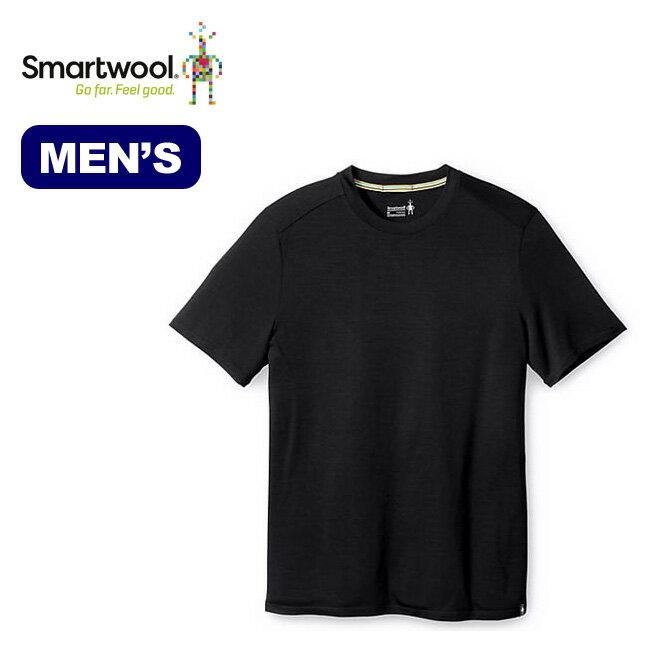 Smartwool スマートウール メンズ メリノ 150 ティー 【送料無料】 アンダーウェア インナーウェア ベースレイヤー Tシャツ 半袖 トップス 男性用 メリノウール 快適