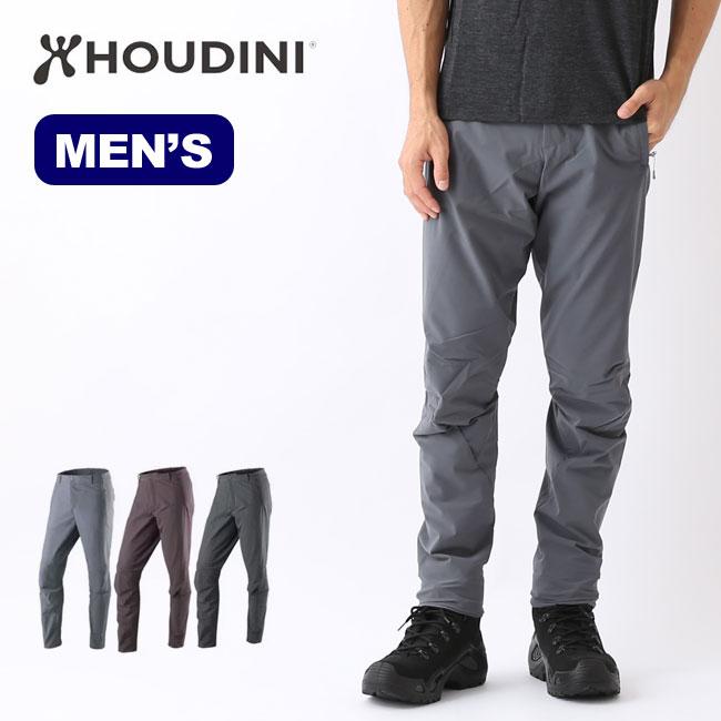 フーディニ メンズ MTMスリルツイルパンツ HOUDINI MTM Thrill Twill Pants ロングパンツ ボトムス <2018 秋冬>