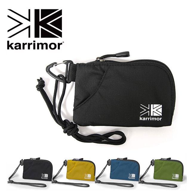 カリマー トレックキャリーチームパース karrimor trek carry team purse ポーチ 小物入れ パスケース カードケース ザック用アクセサリー <2018 春夏>