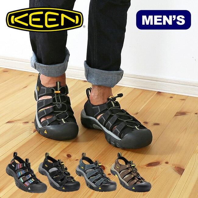 キーン ニューポート H2 メンズ KEEN NEWPORT H2 サンダル スポーツサンダル 水陸両用 靴 男性用 <2018 春夏>