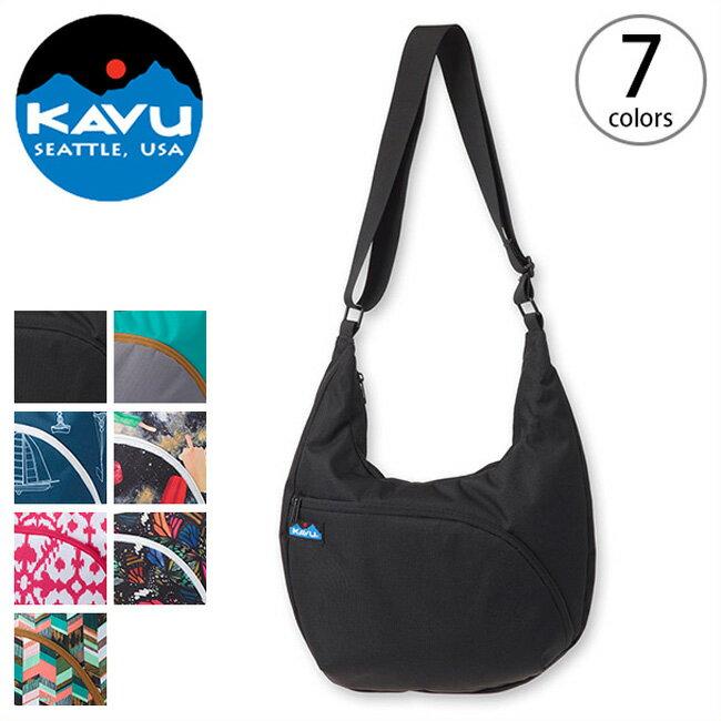 カブー シンガポールサッチェル KAVU Singapore Satchel 鞄 バッグ ショルダーバッグ 斜め掛けバッグ <2018 春夏>