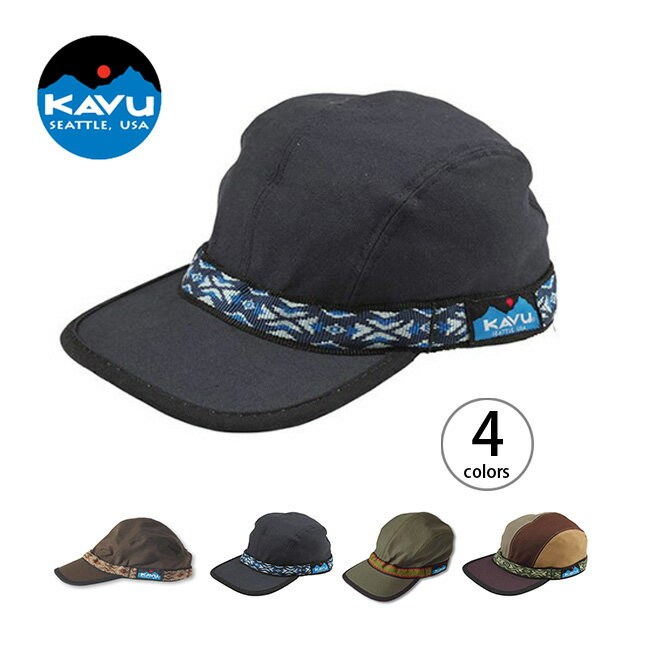 カブー ストラップキャップ KAVU Strapcap 帽子 キャップ <2018 春夏>