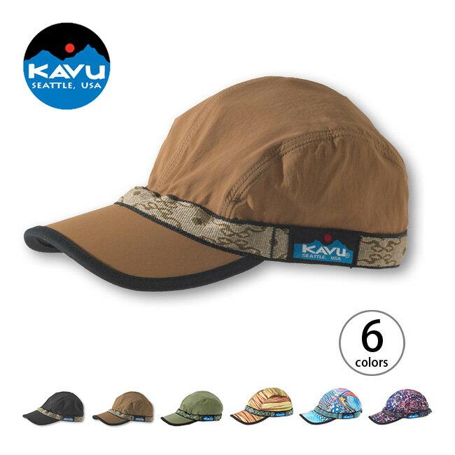 カブー シンセティックストラップキャップ KAVU Synthetic Strapcap 帽子 キャップ 野球帽 <2018 春夏>