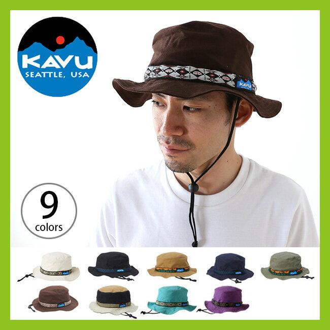 【15%OFF】カブー ストラップバケットハット KAVU Strap Bucket Hat 帽子 ハット バケットハット <2018 春夏>