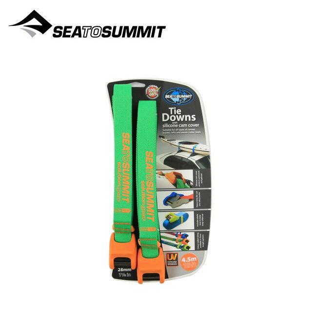 シートゥサミット タイダウン 4.5m/2本セット SEA TO SUMMIT TieDown 4.5m ロープ <2018 春夏>