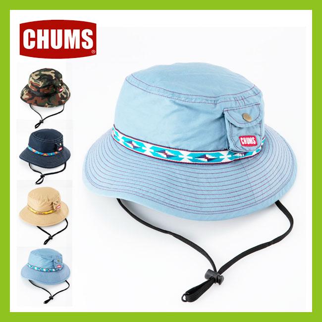 【10%OFF】チャムス フェスハット CHUMS Fes Hat メンズ レディース ユニセックス 帽子 ハット <2018 春夏>