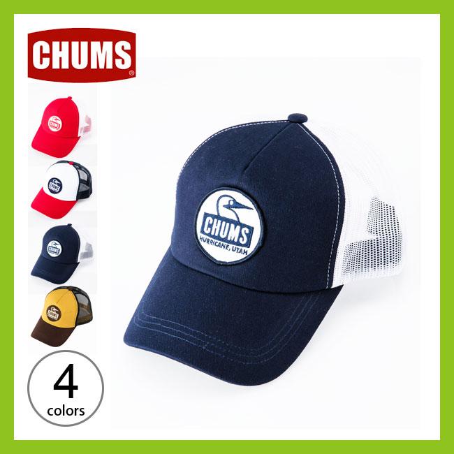 【10%OFF】チャムス ブービーフェイスメッシュキャップ CHUMS Booby Face Mesh Cap メンズ レディース ユニセックス 帽子 キャップ <2018 春夏>
