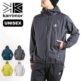 カリマー ビューフォート3Lジャケット karrimor beaufort 3L jkt ジャケット レインジャケット シェルジャケット ウィンドシェル 雨具 防水 男女兼用 ユニセックス sp18fw