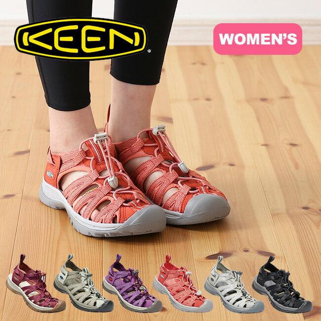 キーン ウィスパー ウィメンズ KEEN WHISPER サンダル ストラップ 靴 レディース 女性 <2018 春夏>