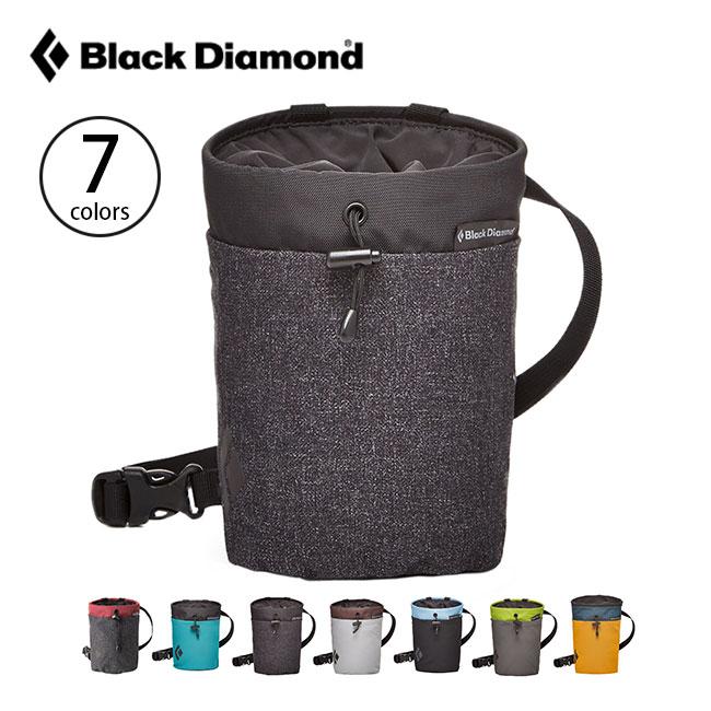 ブラックダイヤモンド ジムチョークバッグ Black Diamond GYM CHALK BAG チョークバッグ ウェストバッグ チョーク入れ <2018 春夏>
