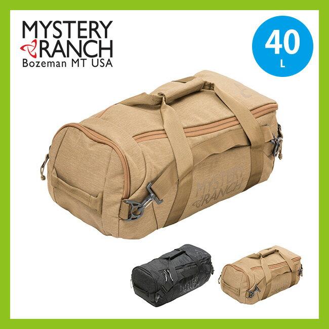 ミステリーランチ ミッションダッフル40 MYSTERY RANCH MISSION DUFFEL 40 バッグ ダッフル リュック ショルダー 防水 旅行 トラベル 40リットル <2018 春夏>
