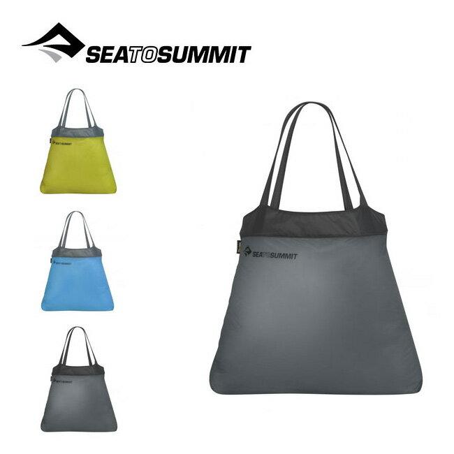 シートゥサミット ウルトラシルショッピングバッグ SEA TO SUMMIT Ultra-Sil® Shopping Bag バッグ お買い物バッグ 携帯バッグ <2018 春夏>