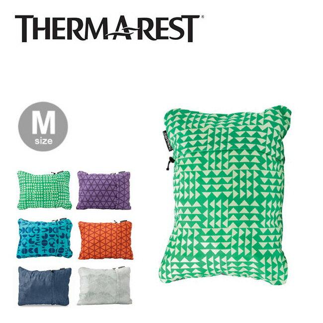 サーマレスト コンプレッシブルピローM THERM-A-REST Compressible Pillow M 枕 圧縮収納 ピロー <2018 春夏>
