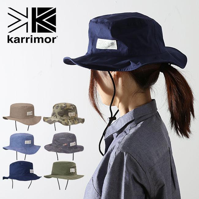 カリマー ポケッタブルレインハット +d karrimor pocketable rain hat +d ハット レインハット ポケッタブル 雨具 メンズ レディース <2018 春夏>