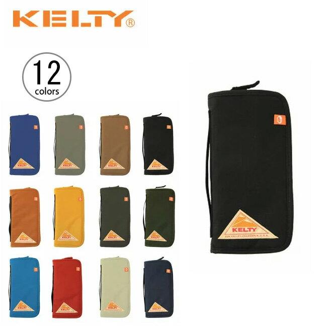 ケルティー ディック パスポートケース KELTY DICK PASSPORT CASE ケース パスケース トラベルケース オーガナイザー <2018 春夏>