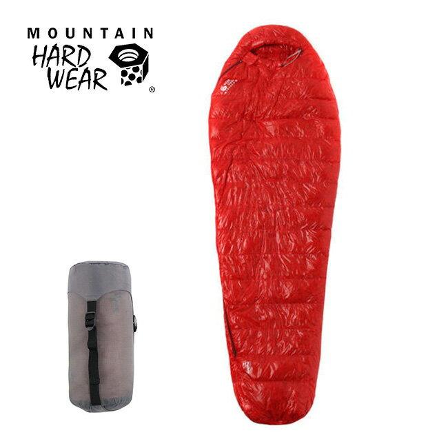 マウンテンハードウェア Mountain Hardwear ファントムスパーク 寝袋 スリーピングバッグ シュラフ テント キャンプ アウトドア 睡眠 耐寒 メンズ レディース 17FW
