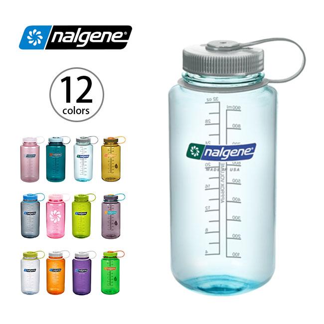 ナルゲン 広口1.0L トライタン nalgene Tritan1.0L 水筒 すいとう マイボトル <2018 春夏>