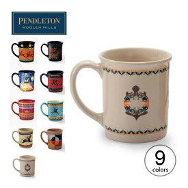 ペンドルトン セラミックマグ PENDLETON Ceramic Mugs セラミックマグ マグカップ <2018 春夏>
