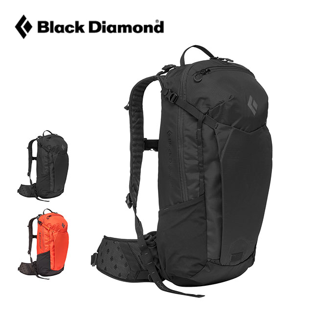 ブラックダイヤモンド ナイトロ22 Black Diamond NITRO 22 バックパック リュック トレイルパック ザック <2018 春夏>