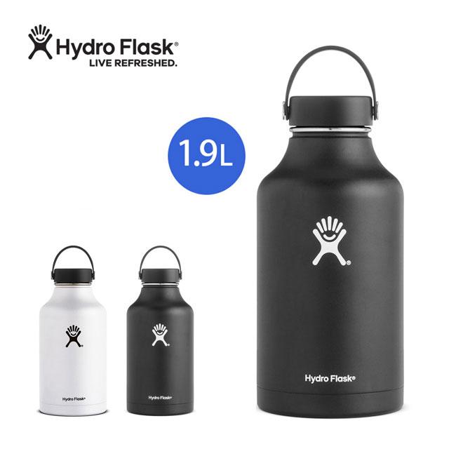 ハイドロフラスク 64oz ワイドマウス HydroFlask 64 oz Wide Mouth 5089026 水筒 ボトル ハイドレーション 保冷 保温 <2018 春夏>