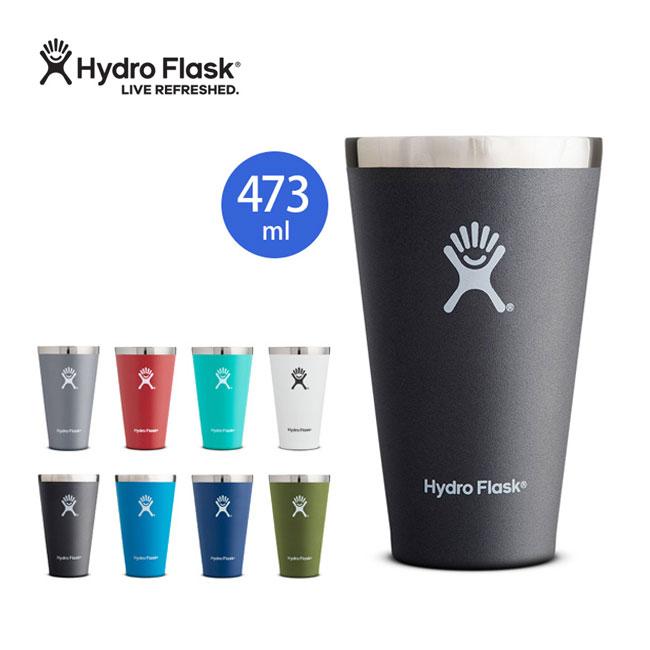 ハイドロフラスク 16oz トゥループリント HydroFlask 16 oz True Pint タンブラー コップ ビアーカップ ボトル <2018 春夏>