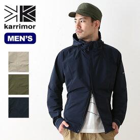 カリマー ハリントンジャケット karrimor harrington jkt メンズ ハリントン ジャケット アウター 防風ジャケット <2018 春夏>