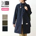 【キャッシュレス 5%還元対象】カリマー ハリントン【ウィメンズ】コート karrimor harrington W's coat レディース …