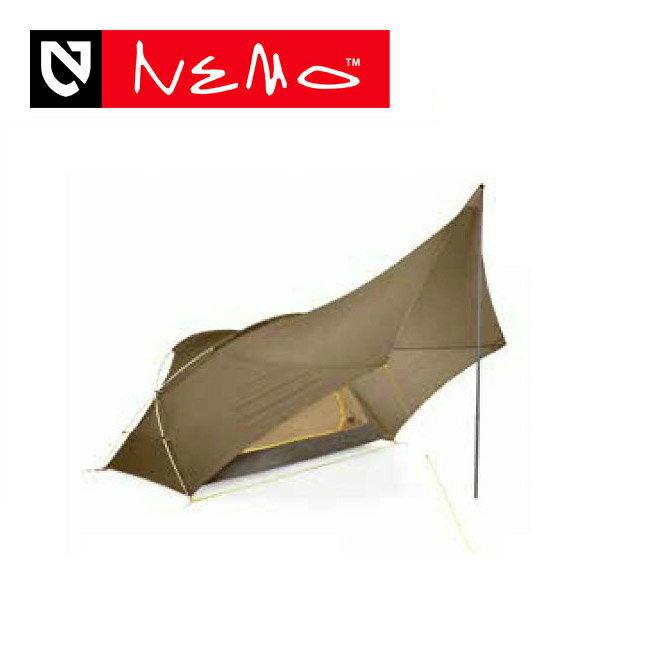 ニーモ フロントポーチ 2P NEMO FRONT PORCH 2P テント 2人用テント フェス 軽量 初心者 BBQ大型オーニング <2018 春夏>